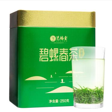 艺福堂茶叶绿茶