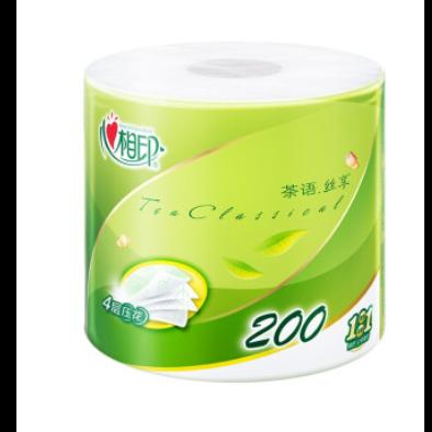茶语系列卫生纸巾